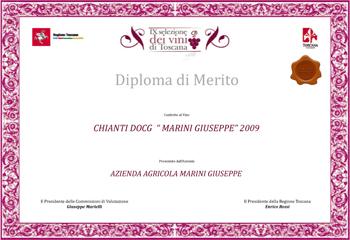 menzioneChiantiDOC2009
