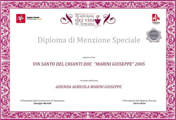 menzioneVinsanto2005