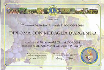 Marini-Farm-diploma-Enolions2014