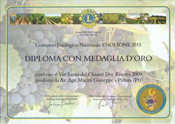 MariniFarm-VinSanto2009-Enolions2015