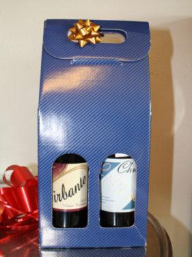Gift Box for 2 bottles