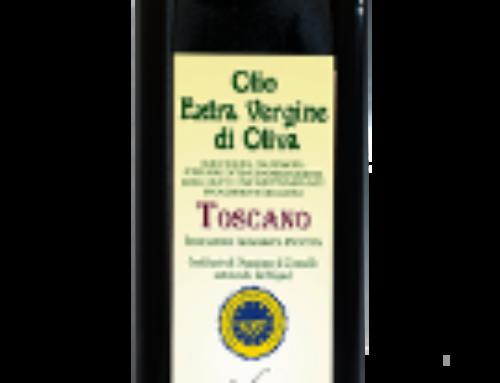 Оливковое масло экстра вирджин Toscano IGP 2017