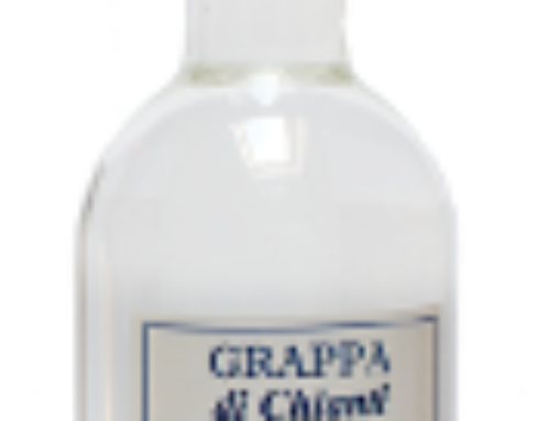 Grappa of Chianti