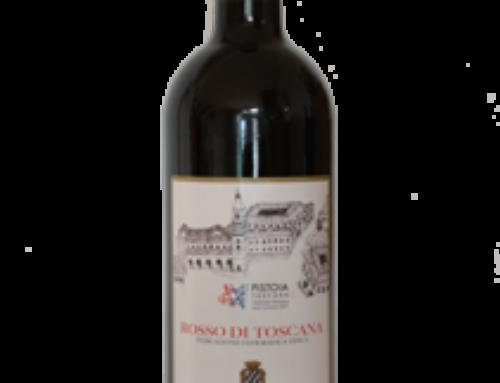 """Rosso di Toscana """"Pistoia Capitale 2017"""""""