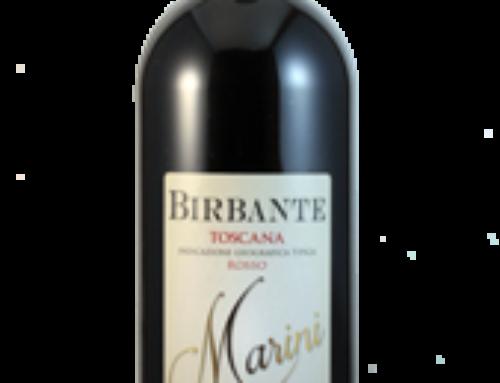 Бирбанте, Красное вино из Тосканы IGT